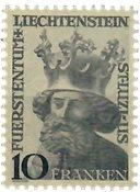 Liechtenstein 1946 - Michel  247 - Ubrugt