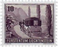 Liechtenstein 1946 - Michel  248 - Neuf