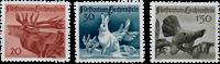 Liechtenstein 1946 - Michel  249-251 - Postfrisk