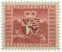 Liechtenstein 1947 - Michel  252 - Neuf avec charnière