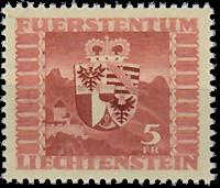 Liechtenstein 1947 - Michel  252 - Postfrisk