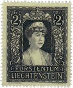 Liechtenstein 1947 - Michel  256 - Postfrisk