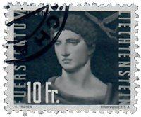 Liechtenstein 1948 - Michel  266 - Stemplet
