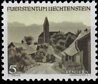 Liechtenstein 1949 - Michel  284 - Postfrisk