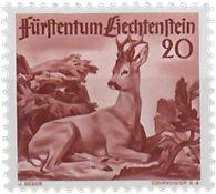 Liechtenstein 1950 - Michel  285 - Neuf