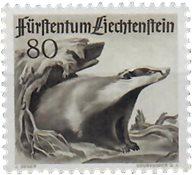Liechtenstein 1950 - Michel  287 - Postfrisk