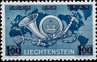 Liechtenstein 1950 - Michel  288 - Postfrisk