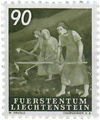 Liechtenstein 1951 - Michel  299 - Postfrisk