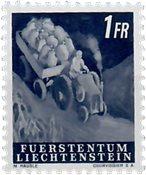 Liechtenstein 1951 - Michel  300 - Postfrisk