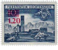 Liechtenstein 1952 - Michel  310 - Postfrisk