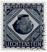 Liechtenstein 1953 - Michel  321 - Oblitéré
