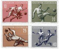 Liechtenstein 1954 - Michel  322-325 - Neuf