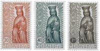 Liechtenstein 1954 - Michel  329-331 - Neuf