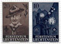 Liechtenstein 1957 - Michel  360-361 - Neuf