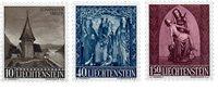 Liechtenstein 1957 - Michel  362-364 - Neuf