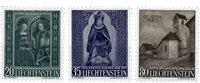 Liechtenstein 1958 - Michel  374-376 - Postfrisk