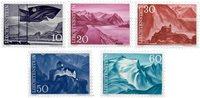 Liechtenstein 1959 - Michel  381-385 - Postfrisk
