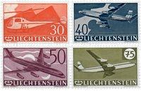 Liechtenstein 1960 - Michel  391-394 - Neuf