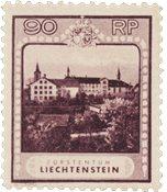 Liechtenstein - 1930 - Michel 104, nuovo