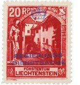 Liechtenstein 1932 - Michel D3 - Neuf