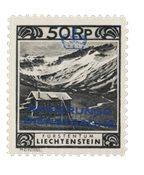 Liechtenstein 1932 - Michel D6 - Neuf