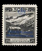 Liechtenstein 1932 - Michel D6 - Postfrisk
