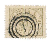Danmark 1864 - AFA 15 - Stemplet