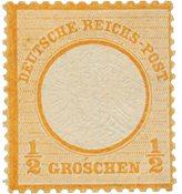 Empire Allemand 1872 - Michel 18 - Neuf avec charnière