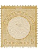 Empire Allemand 1872 - Michel 22 - Neuf avec charnière
