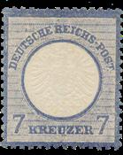 Impero Tedesco - 1872 - Michel 26, nuovo linguello
