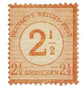 Empire Allemand 1872 - Michel 29 - Neuf avec charnière