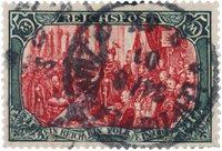 Imperio Alemán - 1900 - Michel 66II, usado