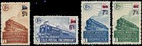 Francia - 1945 - Y&T 226B/29B, nuovo