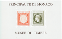 Monaco 1992 - YT BF 58A - Postfrisk