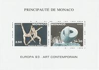 Monaco 1993 - YT BF 20 - Postfrisk