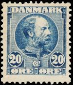 Danimarca - 1904 - AFA 48, nuovo