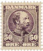 Danemark 1904 - AFA 50 - Neuf avec charnière