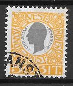 Antillas Danesas  - AFA 29 - Usado