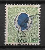 Antillas Danesas  - AFA 26 - Usado