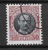 Antillas Danesas  - AFA 41 - Usado