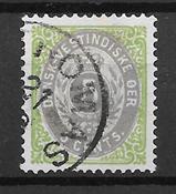 Antillas Danesas  - AFA 10y - Usado