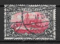 Colonias alemanas 1906 - AFA 34 - Usado