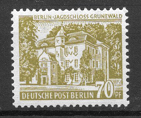 Berlin 1854 - AFA 124 - Nuevo