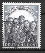 Berlin 1950 - AFA 73 - Usado