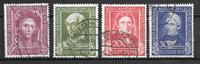 Alemania 1949 - AFA 1080-83 - Usado