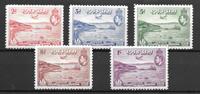 Colonias Británicas 1938 - Kat. 107-11 - Nuevo con  charnela