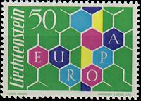 Liechtenstein 1960 - Michel  398 - Postfrisk