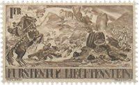 Liechtenstein 1937 - Michel  D27 - Neuf