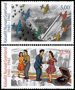 Grønland under 2. verdenskrig III - Postfrisk - Sæt