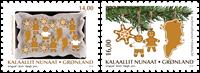 Julefrimærker 2018 - Postfrisk - Sæt